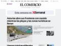 «El carbón en San Lorenzo no procede solo del 'Castillo de Salas'»