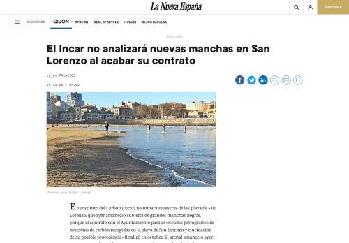 El INCAR no analizará nuevas manchas en San Lorenzo al acabar su contrato